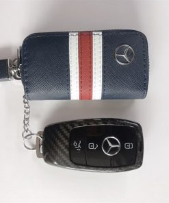 Bao dung chia khoa tui da cao cap xe Mercedes d1store.vn-1