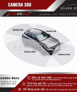 Camera 360 Mercedes
