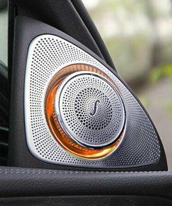 Loa xoay Burmester 3D 64 màu cột A xe Mercedes d1store.vn