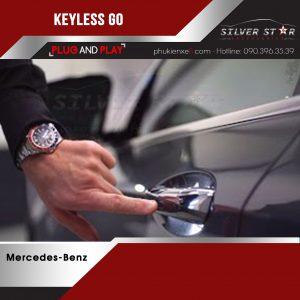 Tay nắm cửa Keyless Go cho Mercedes