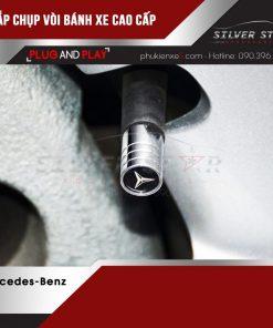 Nắp chụp vòi bánh xe Mercedes
