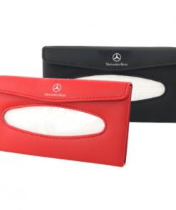 Hộp đựng khăn giấy treo Mercedes